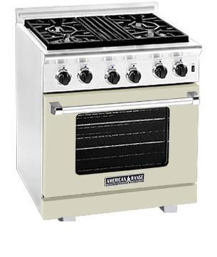 American Range ARR304BG Heritage Classic Series Natural Gas Freestanding