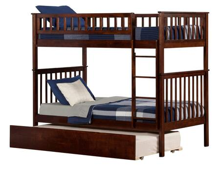 Atlantic Furniture AB56154  Twin Size Bunk Bed