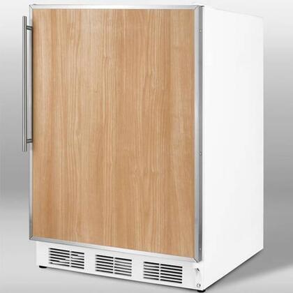 Summit SCFF55LFRADA  Panel Ready  Freezer with 5 cu. ft. Capacity