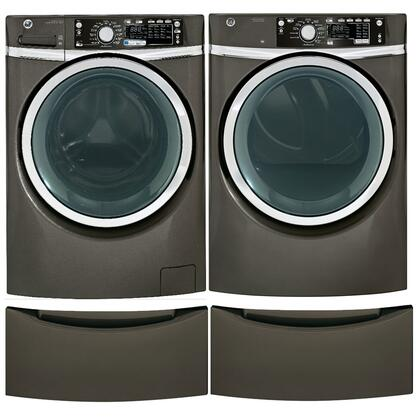 GE 348711 Washer and Dryer Combos