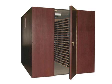 "Vinotemp VINOPCC2DRM 108"" Freestanding Wine Cooler"