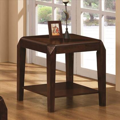 Coaster 703177 Transitional Wood  End Table