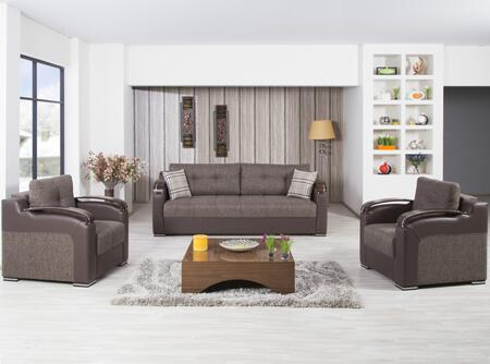 Casamode DIDESB2CHKB Living Room Sets