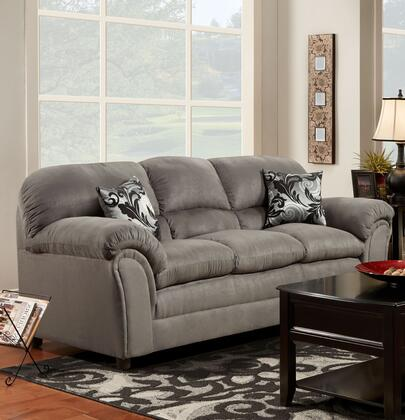 Chelsea Home Furniture 471250SVLD Joyce Series Stationary Polyester Sofa