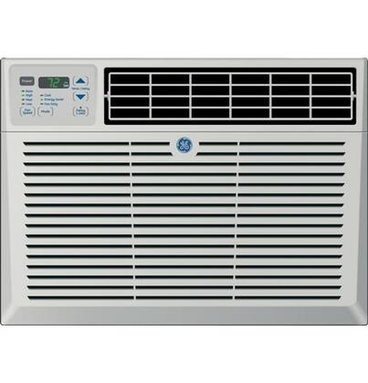 GE AEM08LQ Window Air Conditioner Cooling Area,