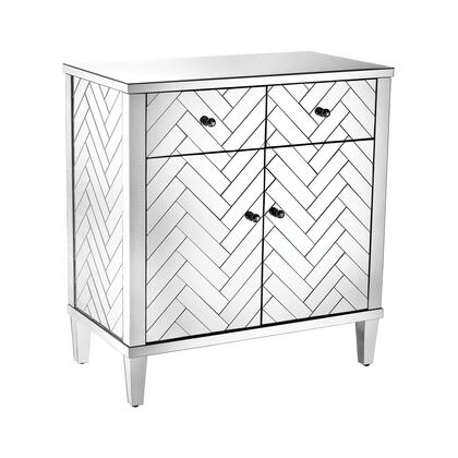Sterling 1114210 Chatelet Series Freestanding Wood 2 Drawers Cabinet