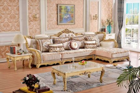 Meridian 695LSSEC Lorenzo Living Room Sets