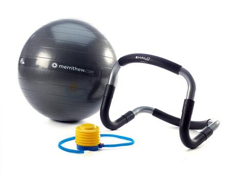 Halo Trainer with Stability Ball