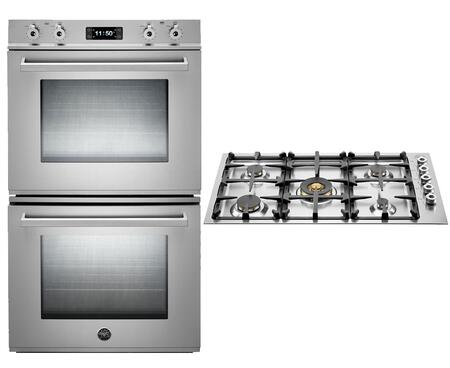 Bertazzoni 347023 Professional Kitchen Appliance Packages