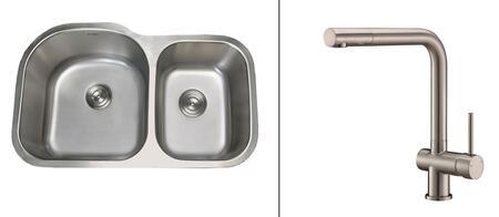 Ruvati RVC2555 Kitchen Sink