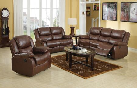 Acme Furniture 50010SET Fullerton Living Room Sets