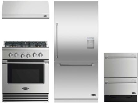 DCS 719903 Kitchen Appliance Packages