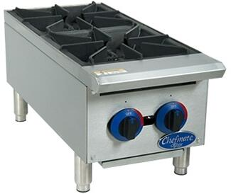 12 in Chefmate Hot Plate