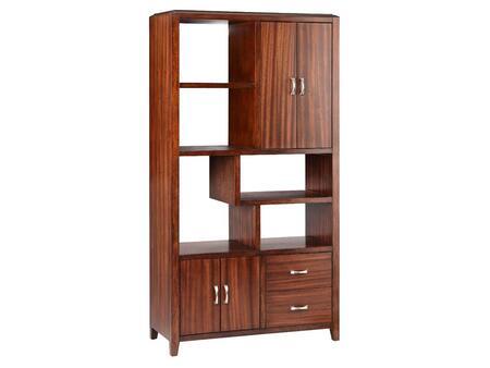 Stein World 12018 Loftus Series Wood 5 Shelves Bookcase
