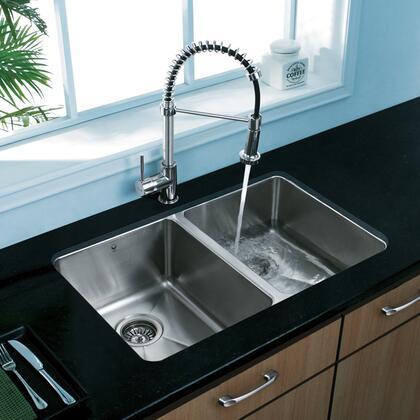Vigo VG14003 Kitchen Sink