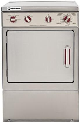 """Speed Queen ADE41F 26.875"""" Electric 27"""" Imperial Series Electric Dryer  Appliances Connection"""