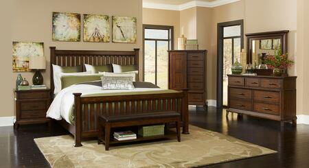 Broyhill 4364QPOSTERNCDMB Estes Park Queen Bedroom Sets