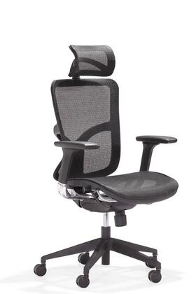 """Zuo 205140 27.5"""" Modern Office Chair"""