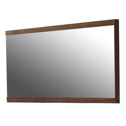 VIG Furniture RONDOMR Rondo Series Rectangular  Mirror