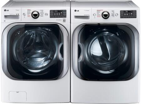 LG 705999 Washer and Dryer Combos