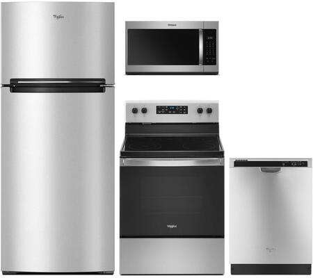 whirlpool 903033 kitchen appliance packages appliances connection. Black Bedroom Furniture Sets. Home Design Ideas