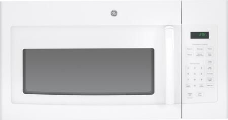 GE JNM3161DFWW 1.6 cu. ft. Capacity Over the Range Microwave Oven