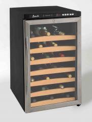 "Avanti WC400SS 19.5"" Freestanding Wine Cooler"