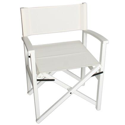 Tag 390163  Wood Frame  Patio Arm Chair