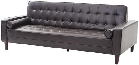 Glory Furniture G845S  Convertible Bycast Leather Sofa