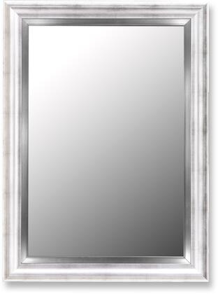 Hitchcock Butterfield 208104 Cameo Series Rectangular Both Wall Mirror