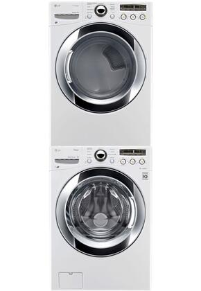 LG 356334 Washer and Dryer Combos