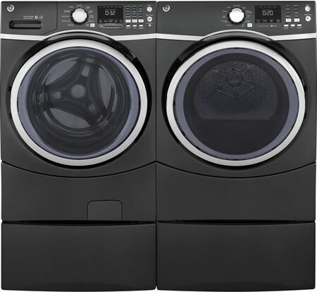 GE 723736 Washer and Dryer Combos