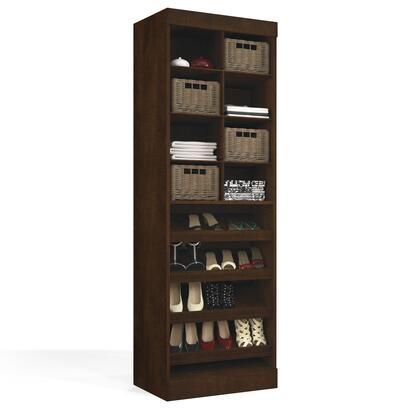 "Bestar Furniture 26164 Pur by Bestar 25"" Multi-Storage Cubby"