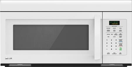 LG LMV1683SW 1.6 cu. ft. Over the Range Microwave Oven with 300 CFM, 1000 Cooking Watts, in White