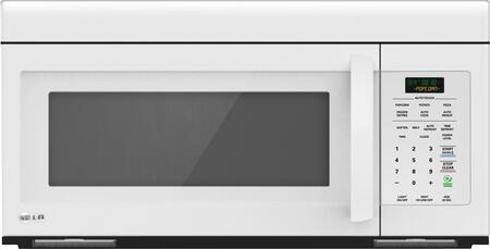 LG LMV1683SW 1.6 cu. ft. Capacity Over the Range Microwave Oven