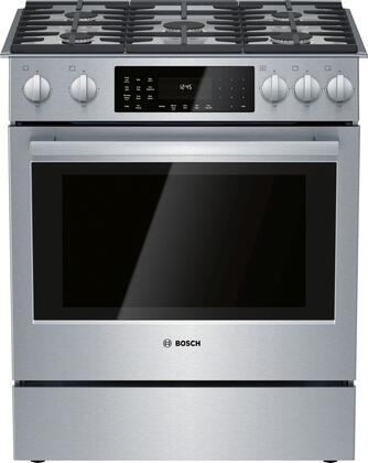 Bosch Benchmark HDIP056U Front View