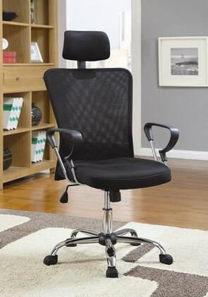 "Coaster 800206 21.5"" Casual Office Chair"
