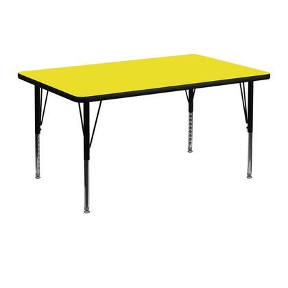 Flash Furniture XUA3048RECYELHPGG