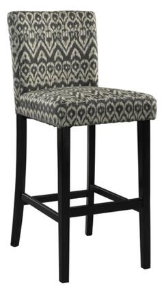 Linon 0225DRIF-01-KD-U Residential or Commercial Bar Stool