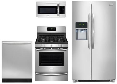 Frigidaire FGGF3045RFKIT7 Gallery Kitchen Appliance Packages