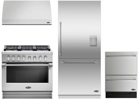 DCS 719865 Kitchen Appliance Packages