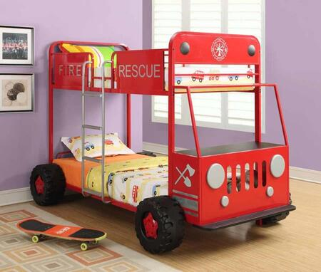 Coaster 4600 Twin Bunk Bed: