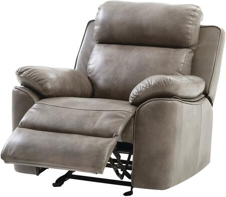 Glory Furniture G670RC G660 Series Faux Leather  Recliners