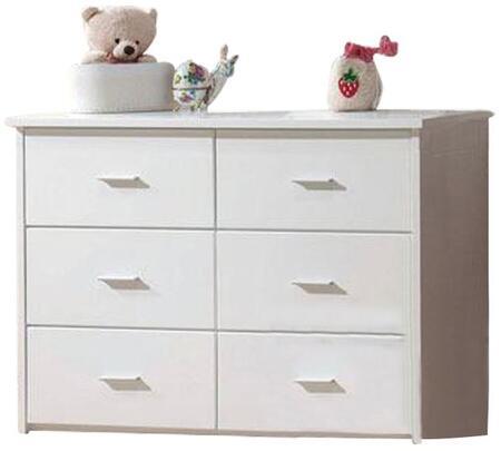 Acme Furniture 30041 Bungalow Series Wood Dresser