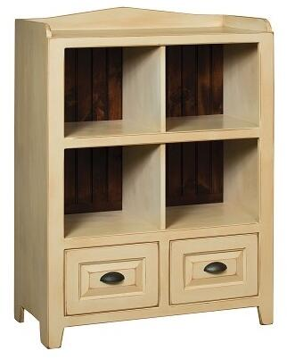 Chelsea Home Furniture 465217BBU Freestanding Wood 2 Drawers Cabinet