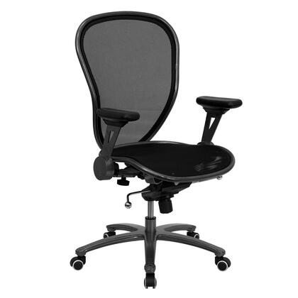 """Flash Furniture CPB0783BKGG 23.5"""" Contemporary Office Chair"""