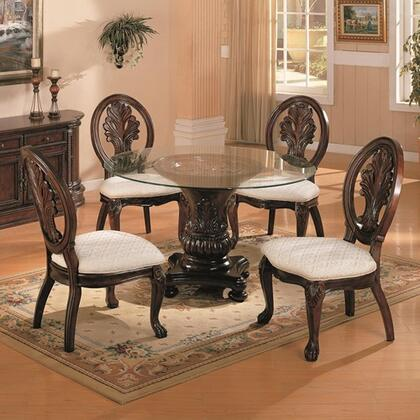 Coaster 101030SET5 Tabitha Dining Room Sets