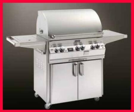 FireMagic E660S2L1N62W Freestanding Natural Gas Grill