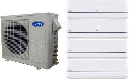 Carrier 701176 Performance Quad-Zone Mini Split Air Conditio