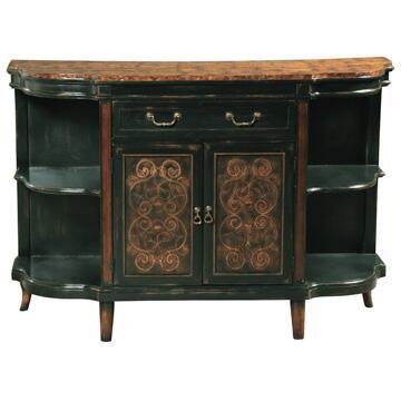 Ambella 07183820002 Freestanding Wood Cabinet